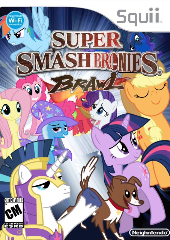 Super Smash Bronies Brawl