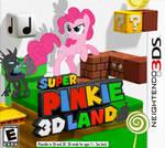 Super Pinkie 3D Land
