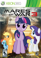 Mares of War 3 by nickyv917