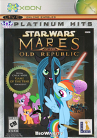 Star Wars: Mares of the Old Republic by nickyv917