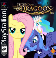 The Legend of Dragoonshy by nickyv917