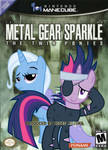 Metal Gear Sparkle: The Twin Ponies