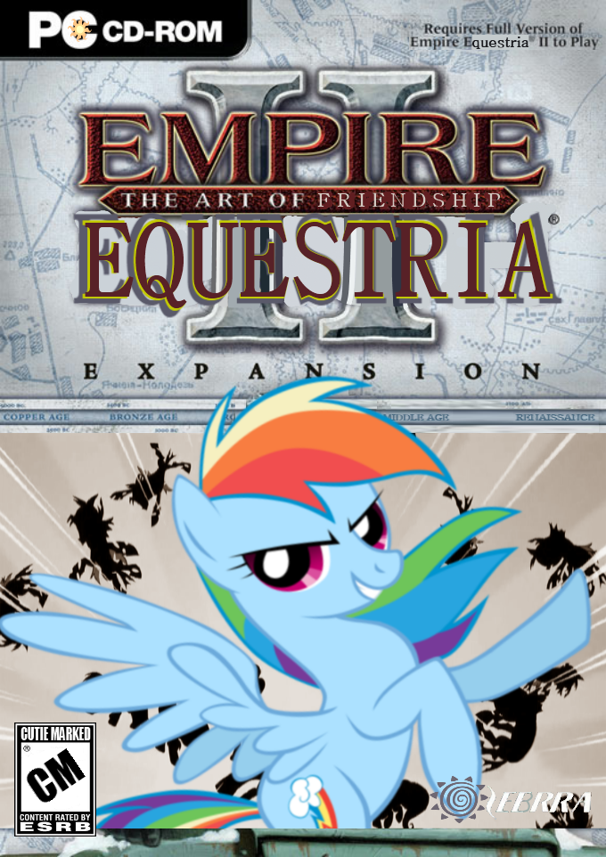 Empire Equestria II: The Art of Friendship by nickyv917