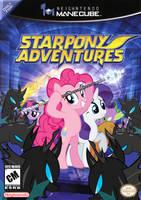 Starpony Adventures by nickyv917