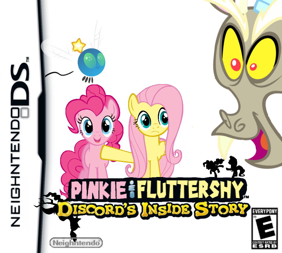 Pinkie and Fluttershy: Discord's Inside Story by nickyv917 ...