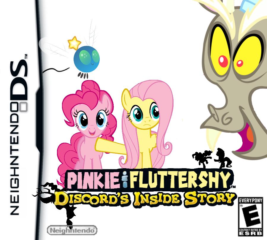 Pinkie And Fluttershy Discord S Inside Story By Nickyv917