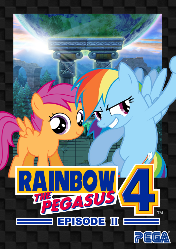 Rainbow the Pegasus 4: Episode 2 by nickyv917