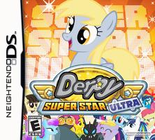 Derpy Super Star Ultra by nickyv917