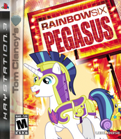 Tom Clancy's Rainbow Six Pegasus by nickyv917