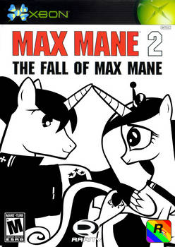 Max Mane 2: The Fall of Max Mane