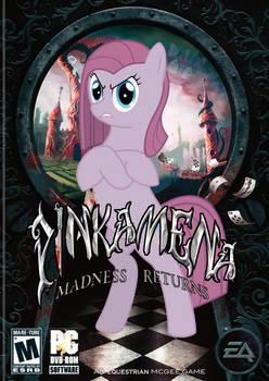 Pinkamena: Madness Returns