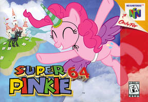 Super Pinkie 64