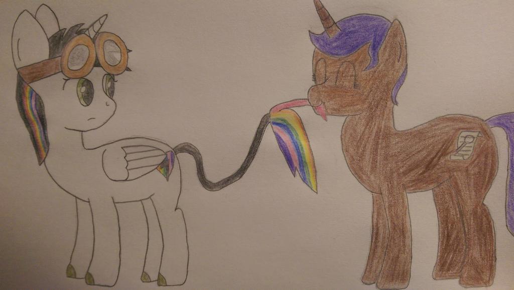 Tasting the Rainbow by nickyv917