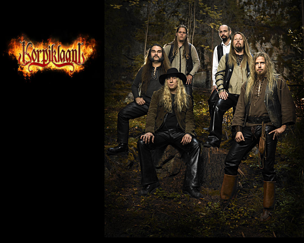 Korpiklaani by twisteDtenDerness