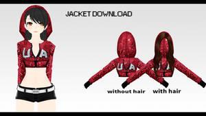 MMD Jacket DL