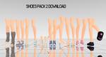 MMD Shoes Pack 2 DL
