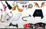 MMD Accessory Pack 2 DL