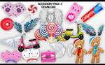 MMD Accessory Pack 3 DL