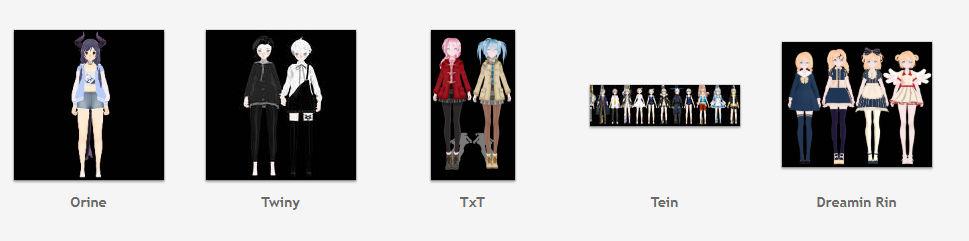 random mmd models dl