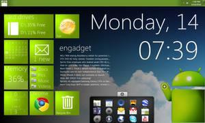 Android Desktop 2