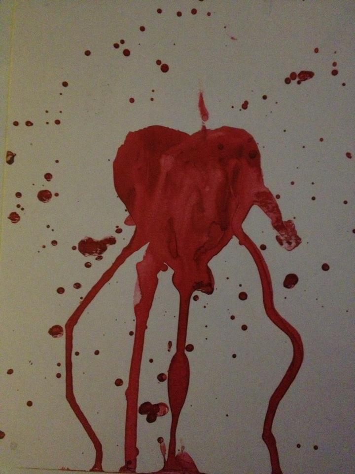 My Bleeding Heart by Rebeller-93