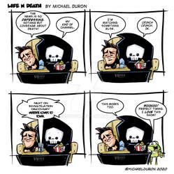 Life N Death .08