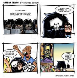 Life N Death .010