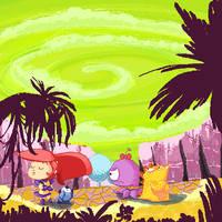 Astro Ranch - Pixel Showdown by vimfuego