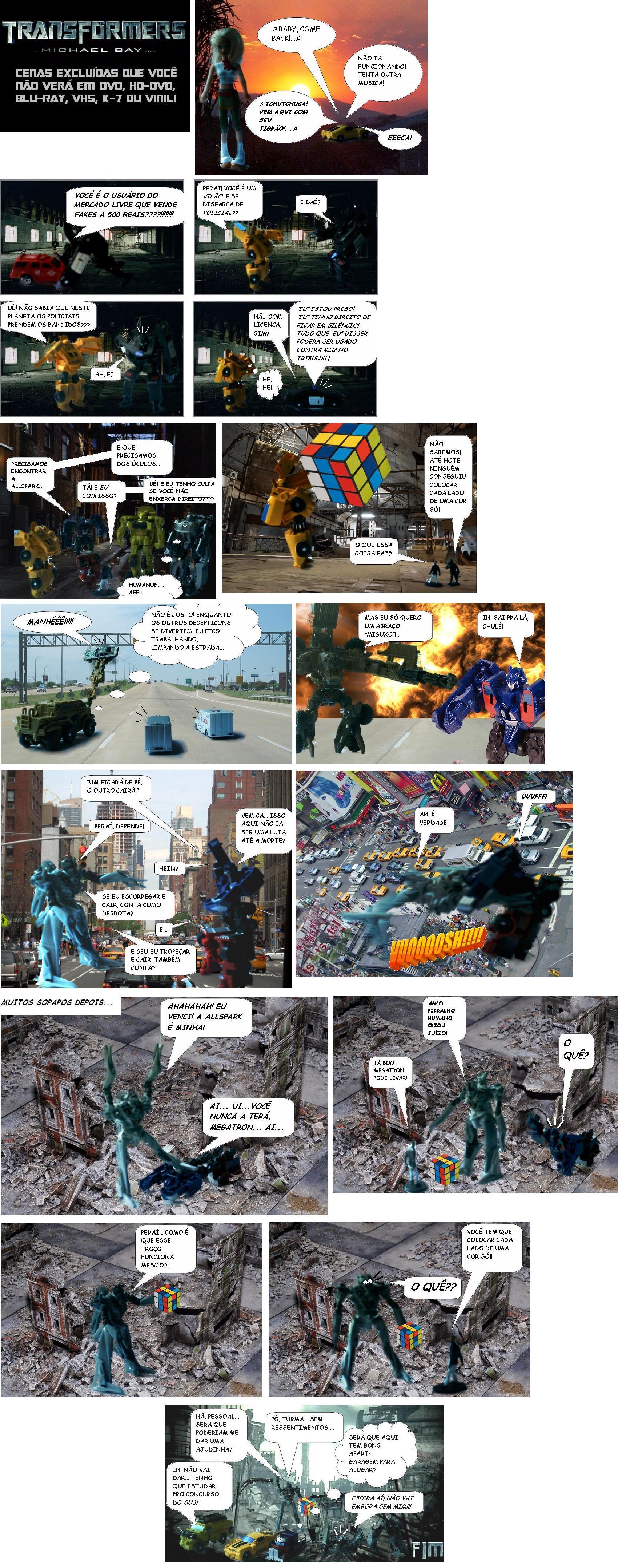 Transformers o filme 2007 by Galvamaximus