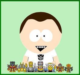 Eu - versao South Park by Galvamaximus