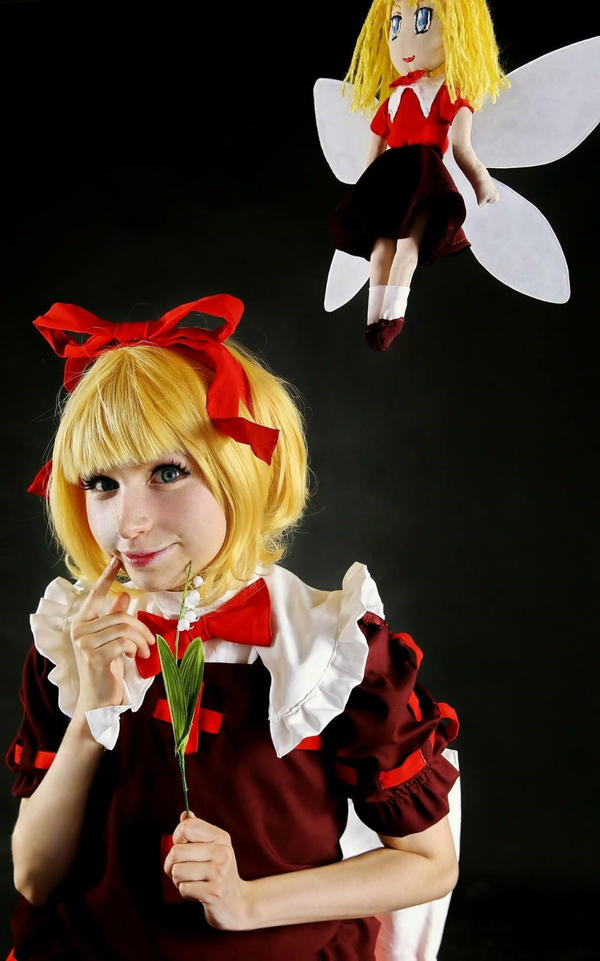 Touhou Project: Medicine Melancholy by Marusera-Yumeart