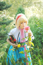 Touhou Project: Alice Margatroid by Marusera-Yumeart