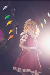 Touhou Project: Flandre Scarlet by Marusera-Yumeart