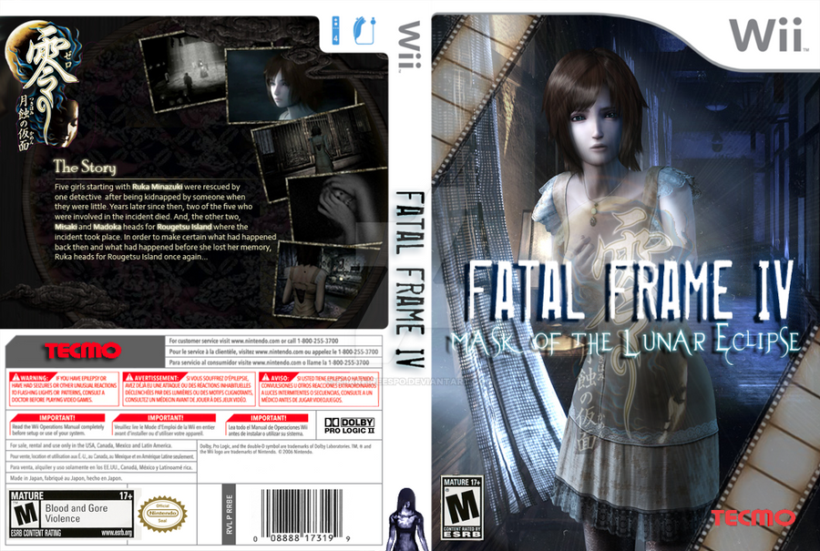 Fatal Frame Cover - Page 2 - Frame Design & Reviews ✓