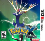 Pokemon X Version Cover