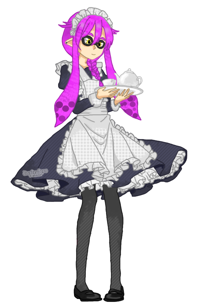The Adorable Maid Fehradell By Starfireespo On Deviantart