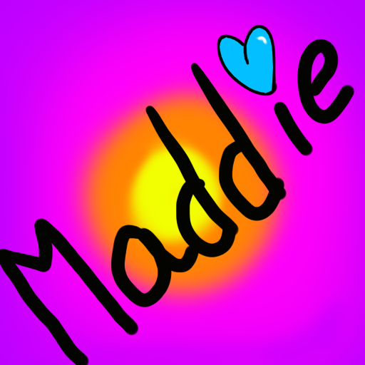Maddie's name by sea24 on DeviantArt