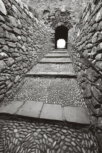 Dunnotar Castle, Scotland, II by DIN-IRINA