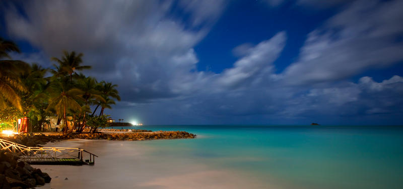 Night shot in Antigua.. . by DIN-IRINA