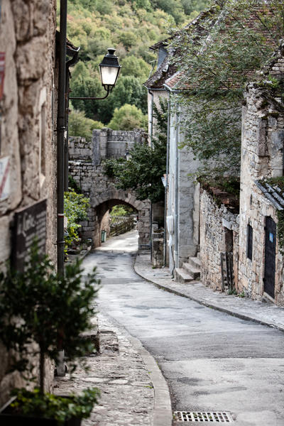 Rocamadour, France by DIN-IRINA