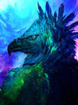 Cosmic Raptor