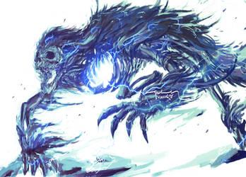 Darkbeast Paarl by shimhaq98