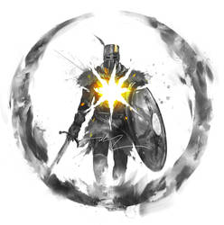 Solaire of Astora by shimhaq98
