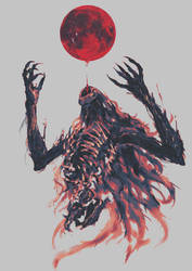 Beckon the blood moon by shimhaq98