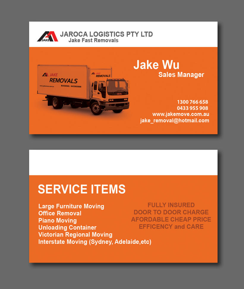 business card for removal pany by Ann40 on DeviantArt