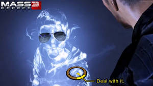 Deal with It (Mass Effect 3 Ending)