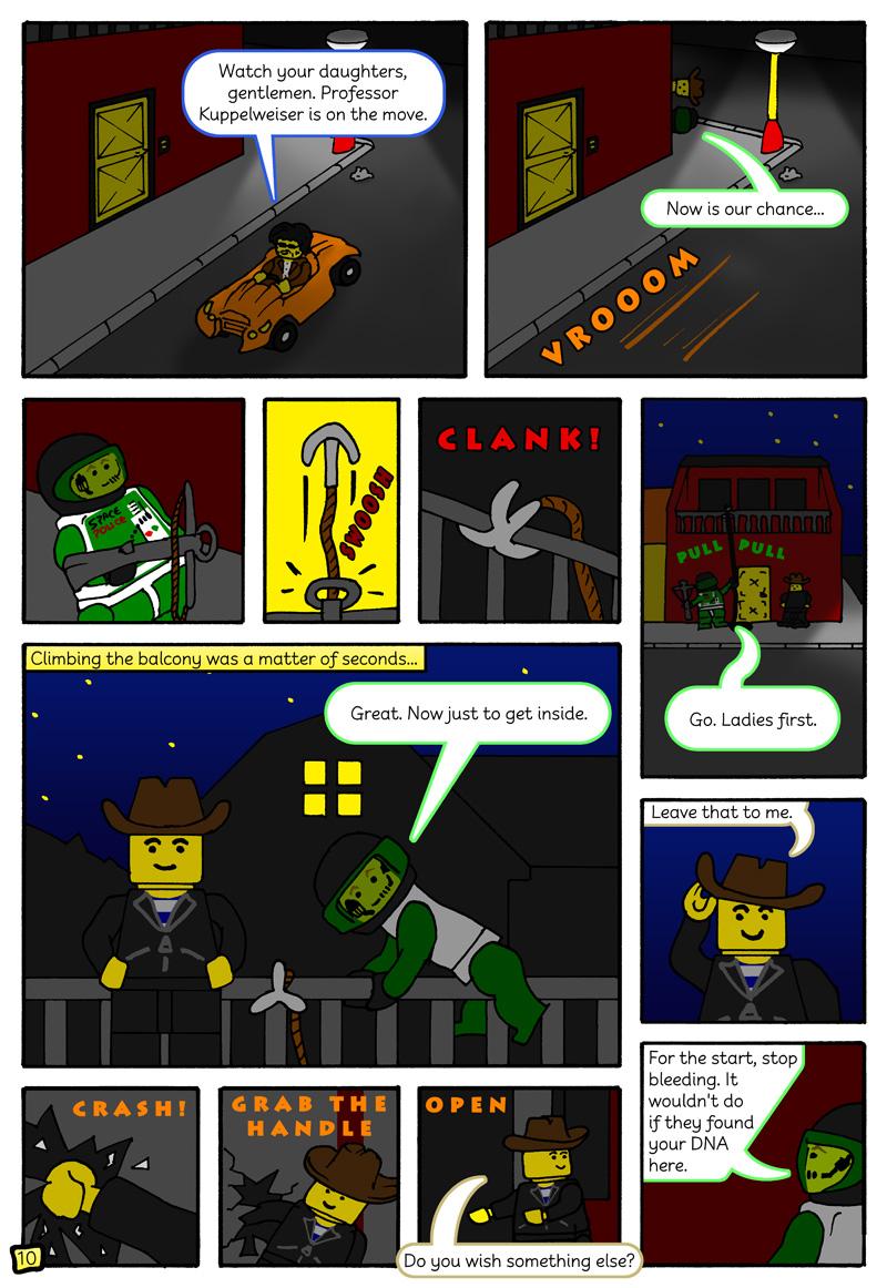 Naptown 2015 Vol.1 - Page 10 (LEGO comic) by Icewalkerman