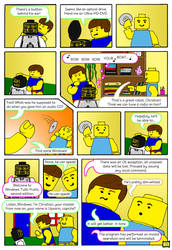 Naptown 2015 Vol.1 - Page 13 (LEGO comic)