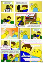 Naptown 2015 Vol.1 - Page 13 (LEGO comic) by Icewalkerman