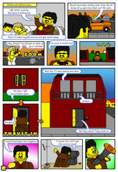 Naptown 2015 Vol.1 - Page 14 (LEGO comic)